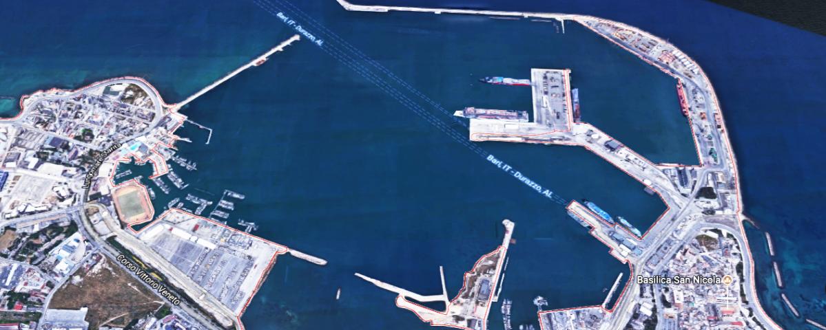 Porto turistico arriva il terzo o quarto grande progetto for Nuova apertura grande arredo bari