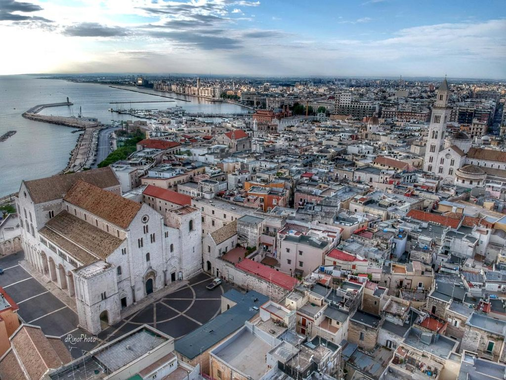 La città di Bari tra le 10 finaliste per la Capitale italiana della cultura  2022 – Quotidiano di Bari